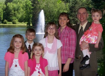 The Erich Brooks Family