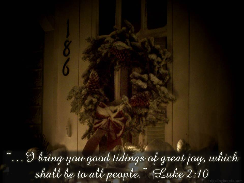 Luke 2:10