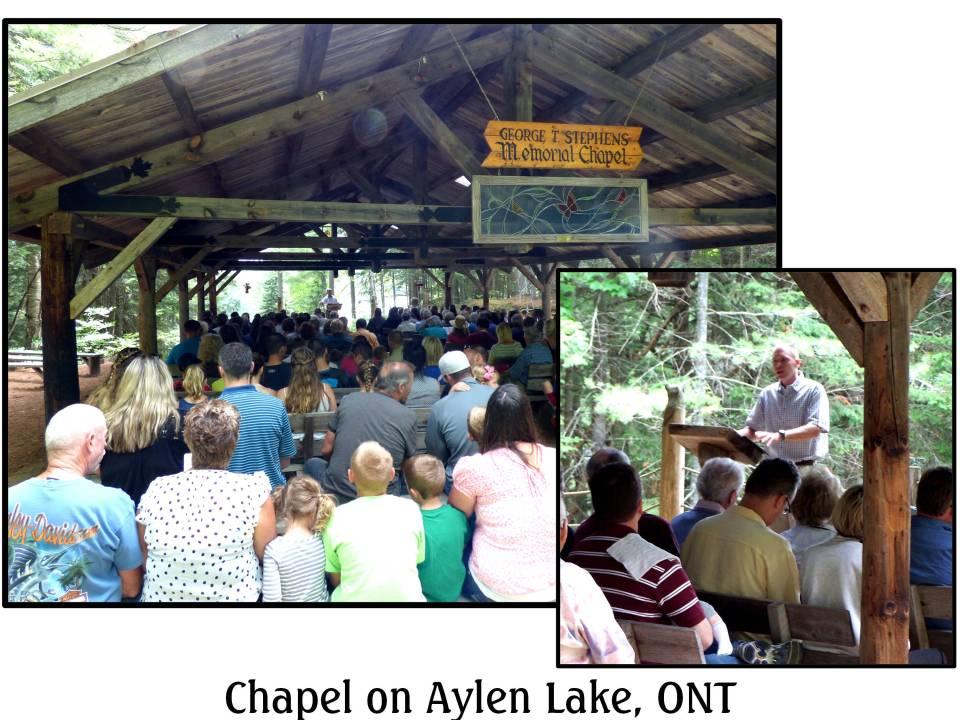 Aylen Lake Chapel