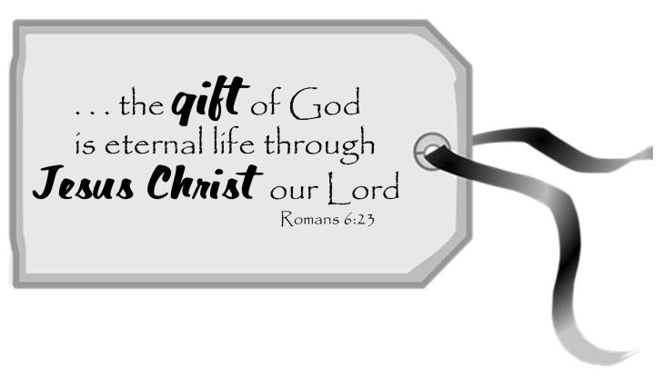 Romans 6:23b