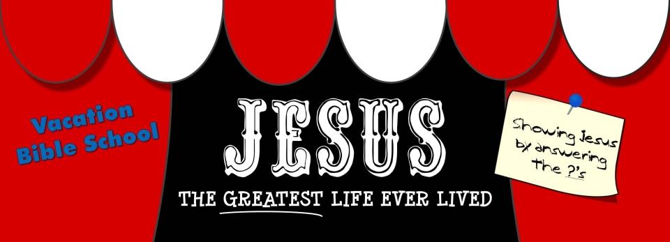 vbs - Jesus