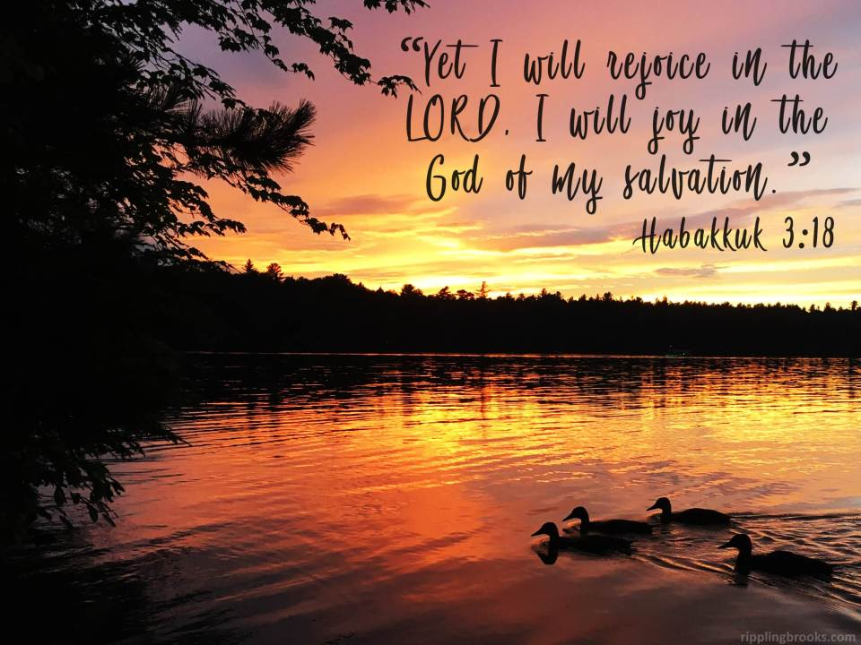 Habakkuk 3:18