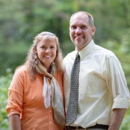 Erich and Shawna Brooks